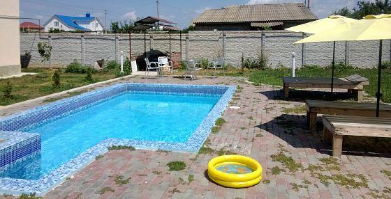 Гостиницы в крыму с бассейном у моря