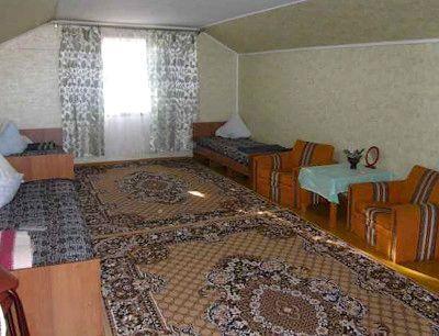 Відпочинок на Чорному морі у Расєйці