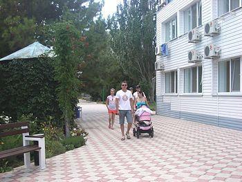 Відпочинок у Приморську з дітьми