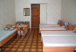 База отдыха «Азовский маяк», Новоконстантиновка - отдых на Азовском море