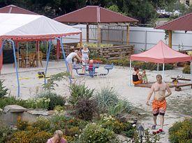 Відпочинок в Лебедівці Чорне море