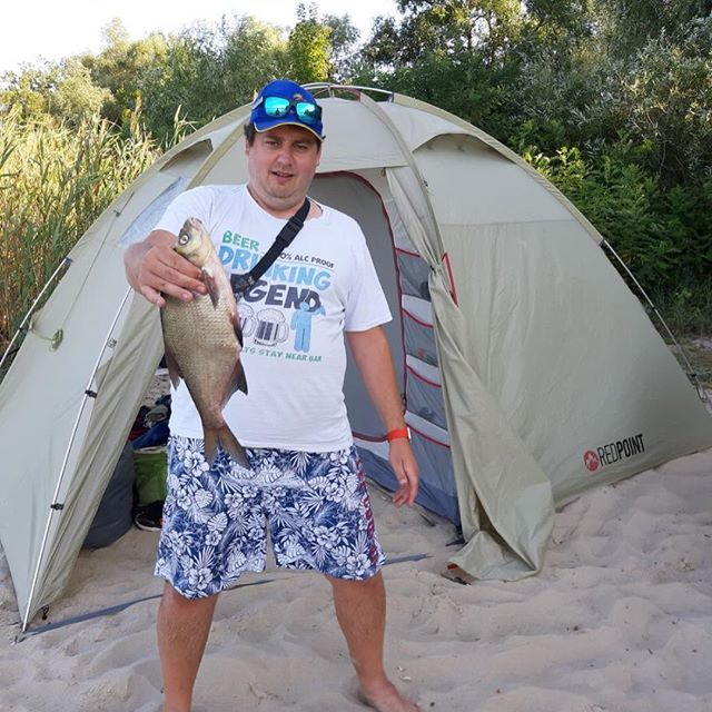 Риболовля на Росі, рибальська база «Дельта Росі»