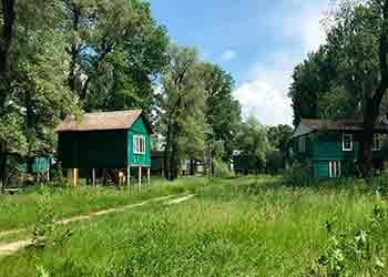 Будиночки на Десні Київ