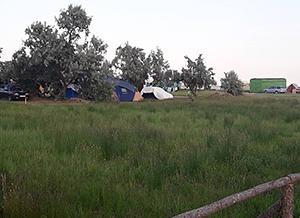 Наметовий табір у Сичавці