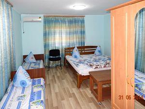 Відпочинок на Чорному морі, база відпочинку «Фрегат»
