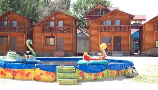 База отдыха, отдых на Азовском море