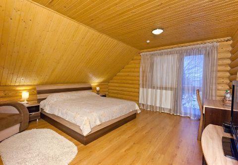 Відпочинок у Карпатах взимку, база відпочинку «Кам'янка»