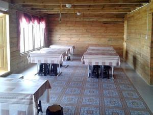 База відпочинку біля лиману Рассейка