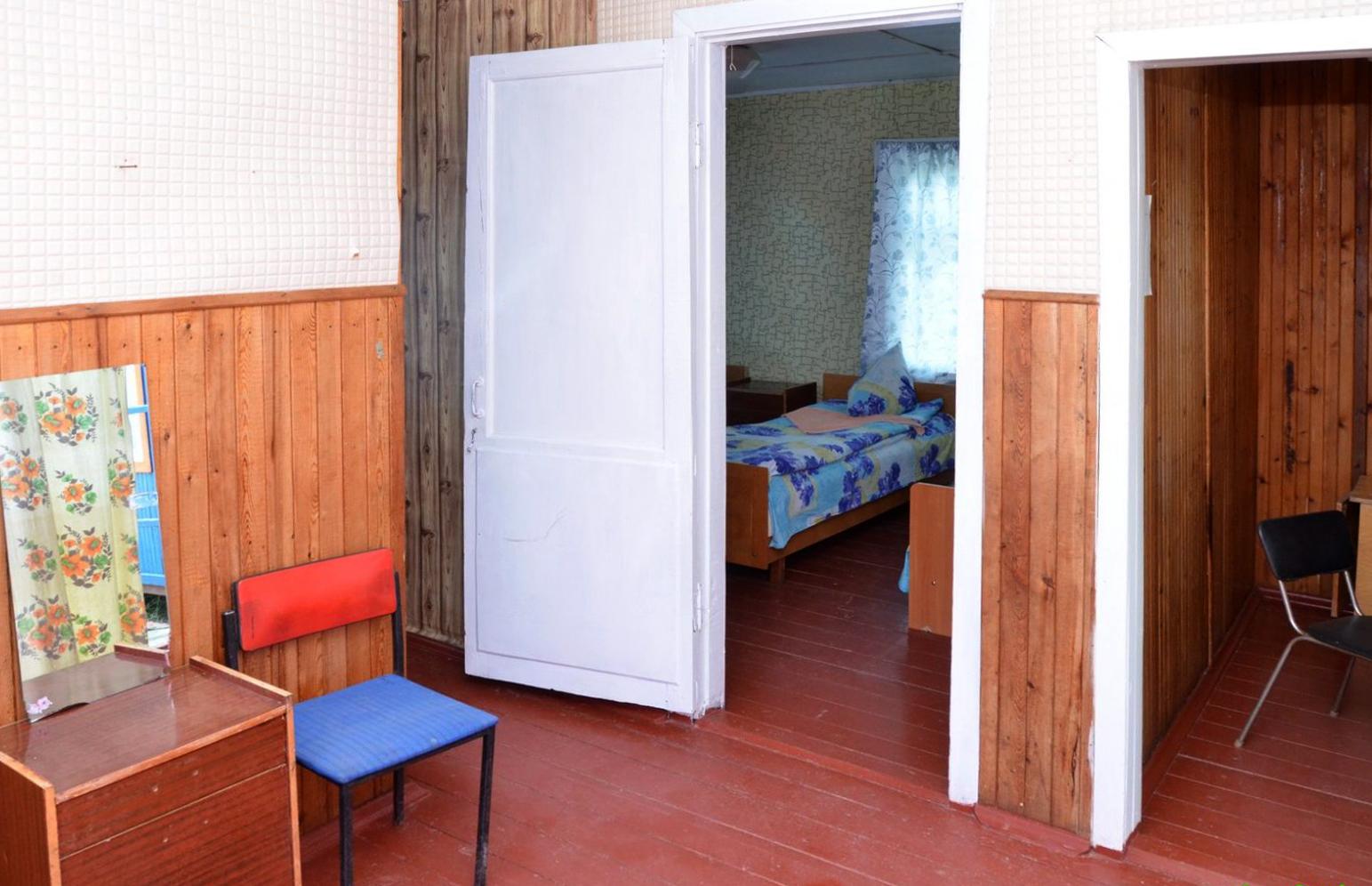 Недорогий відпочинок на Чорному морі в Расєйці, база відпочинку «Каскад»
