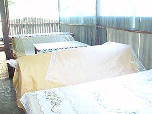 База відпочинку на Кінбурнській косі