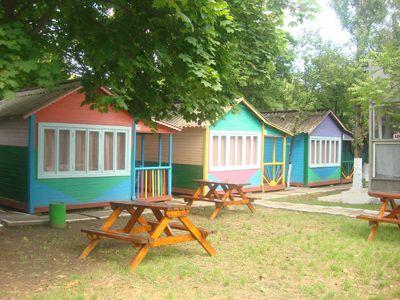 Дешевий відпочинок в Одеській області, база відпочинку «Колос», Лебедівка