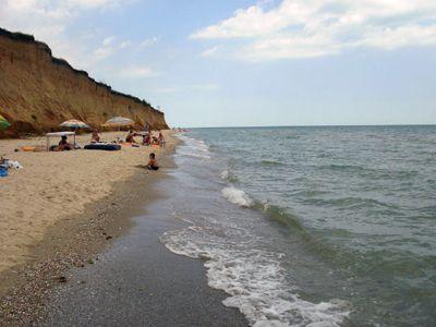 Дешевий відпочинок на Чорному морі, база «Колос»