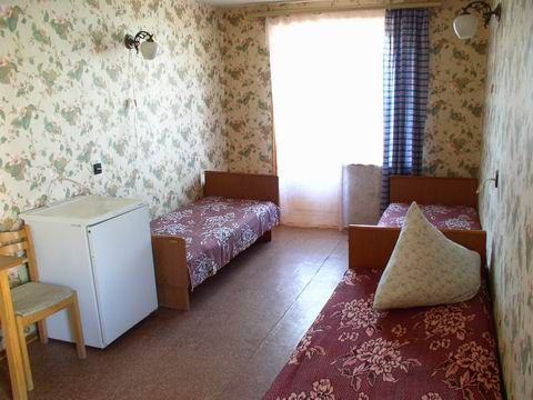 Відпочинок в Кирилівці