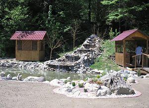 Будиночки в Закарпатті