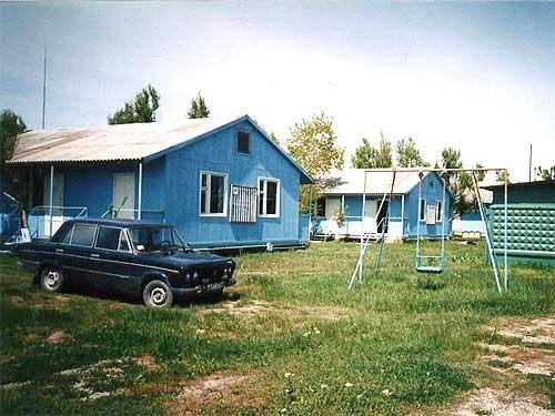 Недорогий відпочинок у Кирилівці