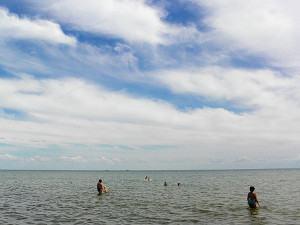 Скадовську пляж