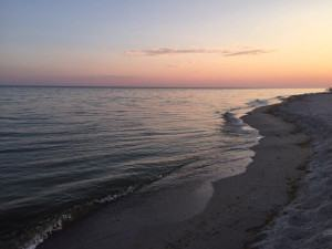 Скадовськ море