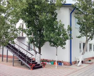 База отдыха «Меркурий», Приморское (Килийский район), номера