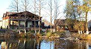 База відпочинку в Полтавській області