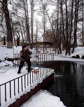 Риболовля в Полтавській області