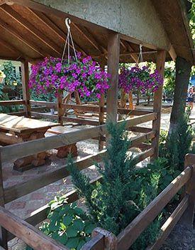 Відпочинок в Одеській області, база відпочинку «Одіссей», Лебедівка