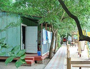 База відпочинку у Лебедівці «Одіссей»