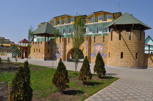 База відпочинку в Коблеві «Парадіз»