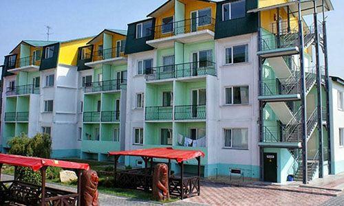 База отдыха в Коблево «Парадиз»