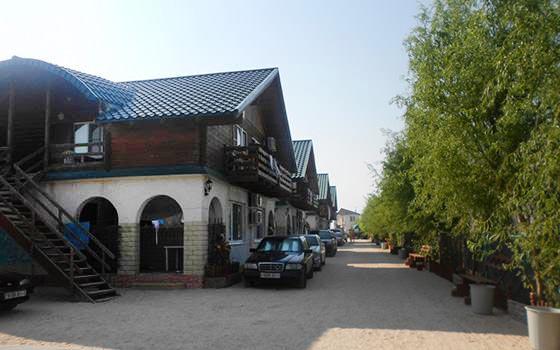 База відпочинку «Перлина Карпат» Кирилівка