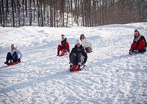 Недорогий відпочинок в Карпатах взимку