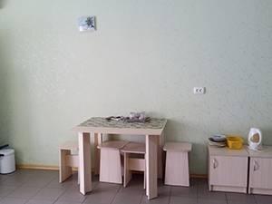 Затока база відпочинку Престиж номери з кухнею