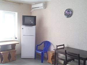 Затока база відпочинку Престиж номери кухня
