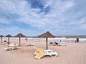 Кирилівка пляж