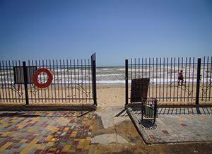 База відпочинку на першій лінії моря
