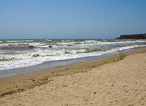 База відпочинку біля моря