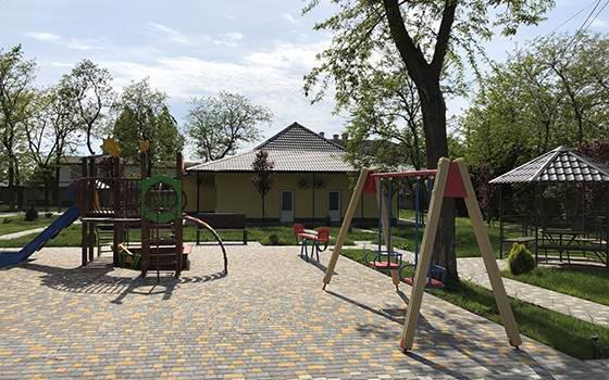 База відпочинку «Талісман» Чорноморка