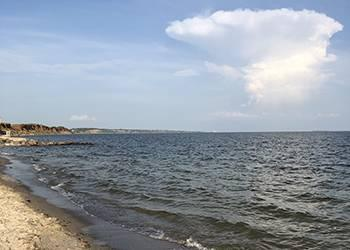 Чорноморка пляж