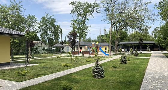 База відпочинку Талісман Чорноморка