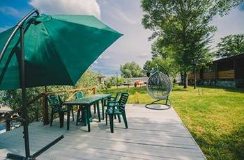 База відпочинку біля Чернігова «Тиха Заводь»