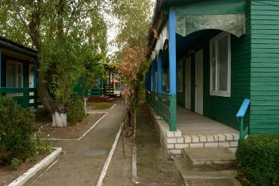 Відпочинок в Чорноморці Очаків