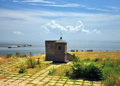 База відпочинку в Чорноморці