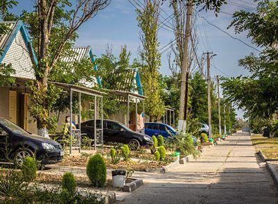 Приморское база отдыха «Ветерок» фото
