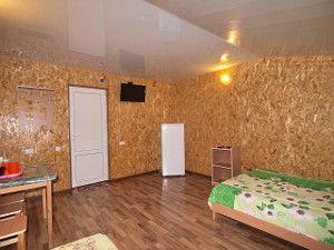 Кирилівка база відпочинку Вірго номери люкс