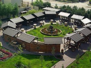 Кирилівка де відпочити