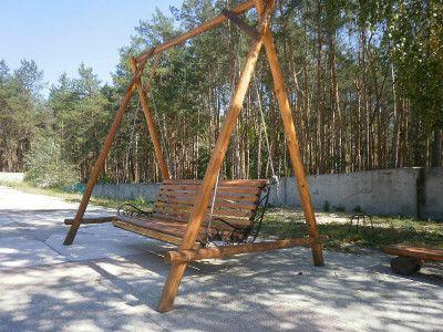 Відпочинок у лісі