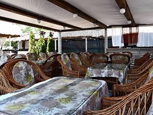 База відпочинку біля Одеси