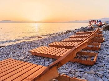 Відпочинок в наметах на Чорному морі Краснодарський край