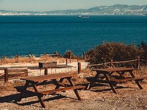 Відпочинок в Кабардинці з наметом