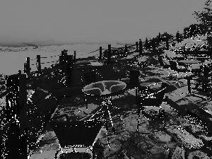 Автокемпінг на Чорному морі в Росії