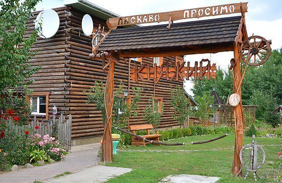 Відпочинок під Черніговом